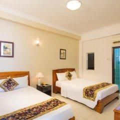 Brandi Nha Trang Hotel 3* Стандартный номер с разными типами кроватей фото 4