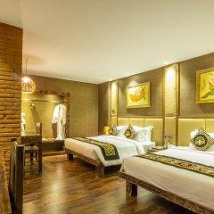 Bagan Landmark Hotel 4* Номер Делюкс с различными типами кроватей фото 2