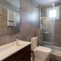 Отель Flaugier Испания, Барселона - отзывы, цены и фото номеров - забронировать отель Flaugier онлайн ванная