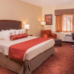 Отель Best Western Plus Inn Of Williams 2* Стандартный номер с различными типами кроватей фото 5