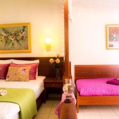 Philoxenia Hotel Apartments 3* Стандартный номер с различными типами кроватей фото 4
