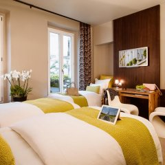 Отель B Montmartre 4* Стандартный номер с различными типами кроватей фото 5