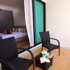 Отель The Fusion Resort 3* Улучшенный номер с двуспальной кроватью фото 2