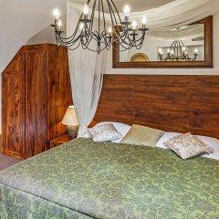 Hotel Residence Agnes 4* Номер Делюкс с различными типами кроватей фото 5