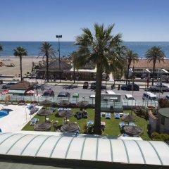 Отель Isabel Торремолинос пляж фото 2