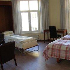 Hotel Continental Malmö 3* Стандартный номер с различными типами кроватей фото 6