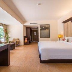 Отель Patong Lodge 3* Стандартный номер с различными типами кроватей фото 3