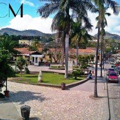 Hotel Camino Maya Ciudad Blanca парковка
