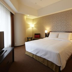 Отель Royal Park The Fukuoka 4* Стандартный номер фото 7