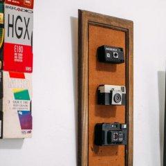 Отель Off Beat Guesthouse 2* Стандартный номер с двуспальной кроватью (общая ванная комната) фото 16