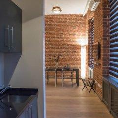 Дизайн-отель Brick 4* Люкс с различными типами кроватей фото 11
