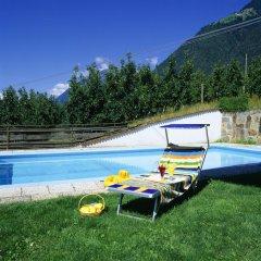 Garni Hotel Dornbach Тироло бассейн