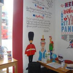 Отель YHA London St Pancras интерьер отеля фото 2