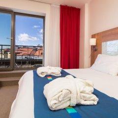 Park Inn Hotel Prague 4* Представительский номер с различными типами кроватей фото 6