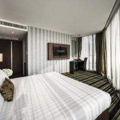 Отель The Continent Bangkok by Compass Hospitality 4* Стандартный номер с различными типами кроватей