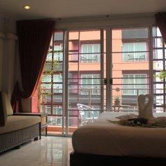 Отель Cool Sea House 2* Апартаменты разные типы кроватей фото 13