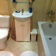 Апартаменты Альфа Апартаменты ванная