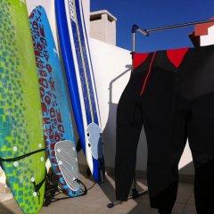 Отель Peniche Surf House Португалия, Пениче - отзывы, цены и фото номеров - забронировать отель Peniche Surf House онлайн спортивное сооружение