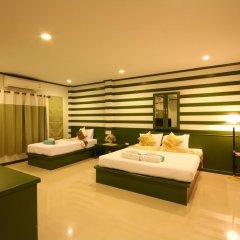 Отель The Green Beach Resort 3* Люкс с различными типами кроватей фото 2