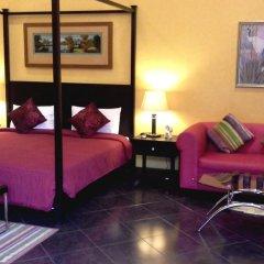 Отель Pictory Garden Resort 3* Стандартный номер с двуспальной кроватью фото 11