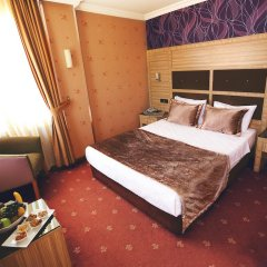 New Sed Bosphorus Hotel 3* Стандартный номер с различными типами кроватей фото 4