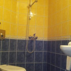 Отель Family Hotel Gery Болгария, Кранево - отзывы, цены и фото номеров - забронировать отель Family Hotel Gery онлайн ванная фото 2