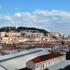 Апартаменты Hello Lisbon Bairro Alto Apartments балкон