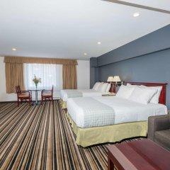 Отель Super 8 Downtown Toronto 2* Стандартный номер с различными типами кроватей фото 3