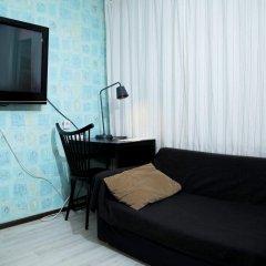 Апартаменты Берлога на Советской Апартаменты с двуспальной кроватью фото 22