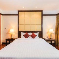 Отель Duangjitt Resort, Phuket 5* Номер Делюкс с двуспальной кроватью фото 7