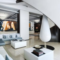 Отель The Langham, New York, Fifth Avenue Стандартный номер с различными типами кроватей фото 6