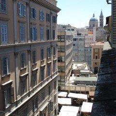 Отель Corona балкон