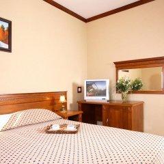 Гостиница Царьград 5* Стандартный номер с различными типами кроватей фото 3