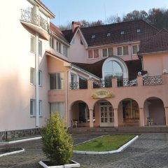 Гостиница Курорт Солнечная Поляна вид на фасад фото 5