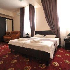 Гостиница Максимус Стандартный номер с различными типами кроватей