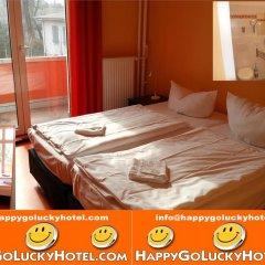 Happy Go Lucky Hotel + Hostel Стандартный номер