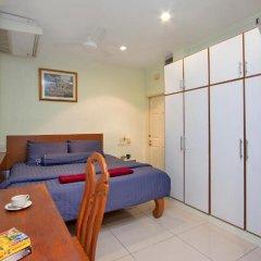 Апартаменты Argyle Apartments Pattaya Студия фото 6