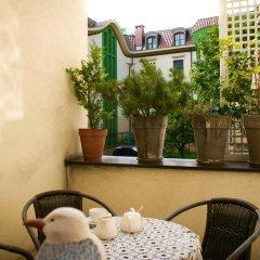 Отель Apartament Wild Rose Сопот балкон