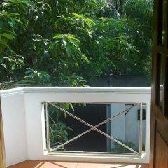 Отель Rohan Villa Шри-Ланка, Хиккадува - отзывы, цены и фото номеров - забронировать отель Rohan Villa онлайн балкон