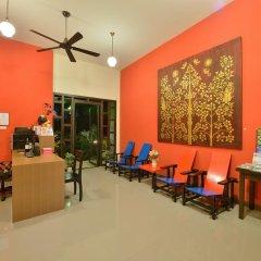 Отель Happy Cottages Phuket интерьер отеля