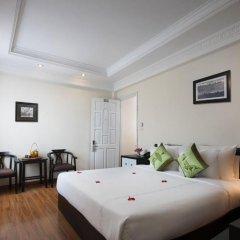 Serenity Villa Hotel 3* Номер Делюкс с двуспальной кроватью фото 5