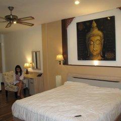 Отель QG Resort 3* Номер Делюкс с двуспальной кроватью