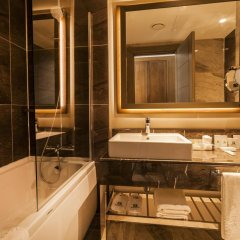Holiday Inn Kayseri - Duvenonu 4* Стандартный номер с различными типами кроватей фото 3