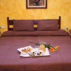 Отель Masia Can Sala в номере