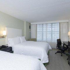 Отель Hampton Inn & Suites Chicago Downtown 3* Стандартный номер с 2 отдельными кроватями фото 3