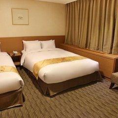Hotel Skypark Central Myeongdong 3* Стандартный номер с различными типами кроватей фото 3