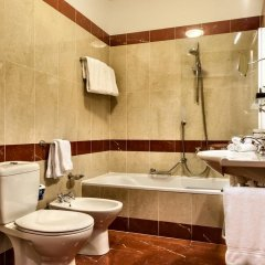 Отель Worldhotel Cristoforo Colombo 4* Стандартный номер с различными типами кроватей фото 11