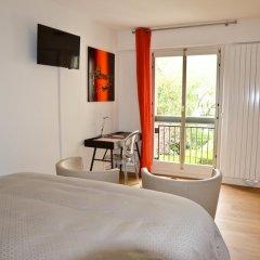 Отель Assia & Nathalie Luxury B&B Marais Париж комната для гостей фото 2