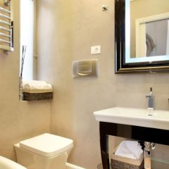 Отель Suite de Pecori Италия, Флоренция - отзывы, цены и фото номеров - забронировать отель Suite de Pecori онлайн ванная фото 2