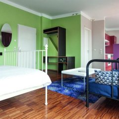 The Circus Hostel Номер Делюкс с различными типами кроватей фото 5